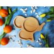 elefánt fatányér-gbaby.hu
