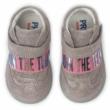 Primigi tépőzáras kislány szürke cipő 18