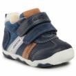 Geox tépőzáras kék fiú cipő 20