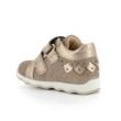 Primigi tépőzáras kislány cipő arany-barna 19