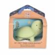 Tikiri teknősbéka fürdőjáték természetes gumiból gbaby.hu