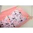 Incababy rózsaszín cicás babahinta-G-Baby Boutique