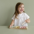 Little Dutch fa játék xilofon pink gbaby.hu