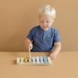 Little Dutch fa játék xilofon kék gbaby.hu