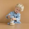 Montessori torony kék G-Baby