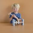 Little Dutch új kalapálós játék kék -G-Baby