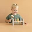 Little Dutch új kalapálós játék olívazöld -G-Baby