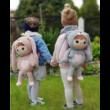 szürke-rózsaszín nyuszis hátizsák-gbaby.hu