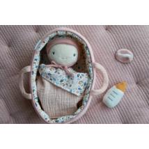 LITTLE DUTCH ROSA BABA MÓZESKOSÁRBAN-G-Baby Boutique