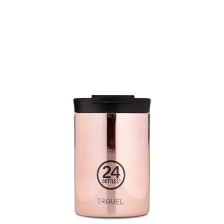 24Bottles Travel tumbler Rose Gold 350 ml