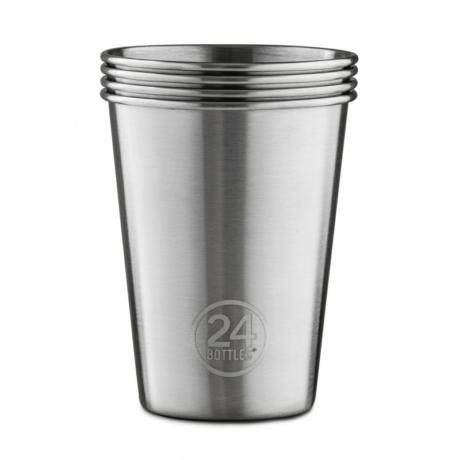24Bottles 4 darabos Party cup szett, 350ml
