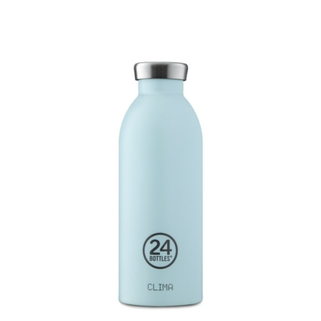 24Bottles Clima PASTEL 500 ml, termosz Cloud blue