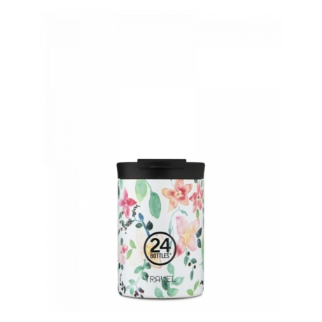 24Bottles Travel tumbler NOME 350 ml, Little buds
