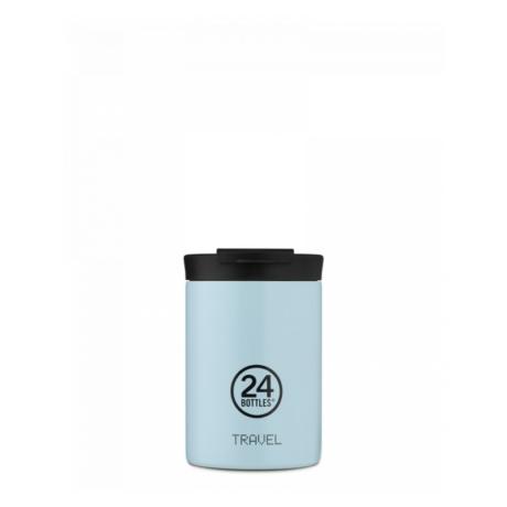 24Bottles Travel tumbler PASTEL 350 ml, Cloud blue
