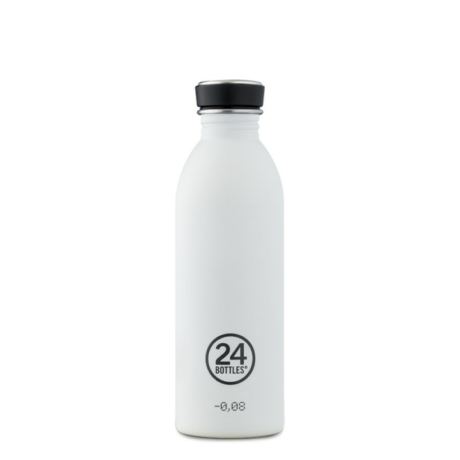 24Bottles Urban BASIC kulacs 500 ml Ice white