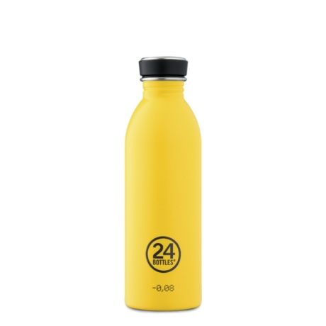 24Bottles Urban CHROMATIC kulacs 500 ml Taxi yellow