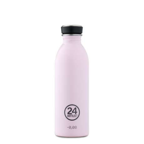 24Bottles Urban PASTEL kulacs 500 ml Candy pink