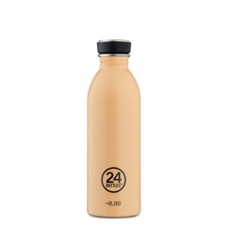 24Bottles Urban PASTEL kulacs 500 ml Peach orange