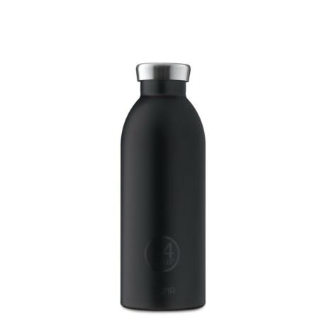 24Bottles Clima Hőtartó kulacs 500ml (tuxedo Black)   G-Baby Boutique