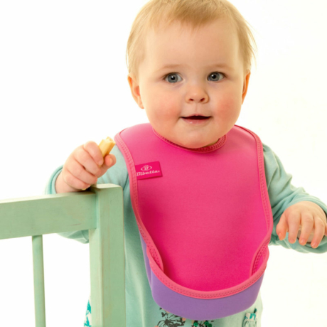 Bibetta előke pink G-Baby Boutique