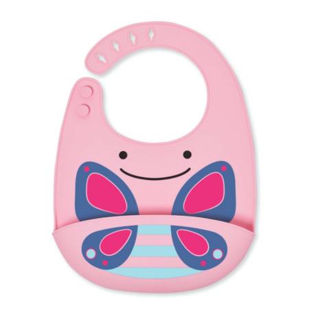 Skip Hop szilikon előke pillangó G-Baby Boutique