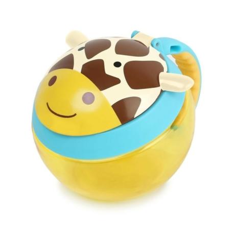 Skip Hop Zoo snack tartó - Zsiráf G-Baby Boutique
