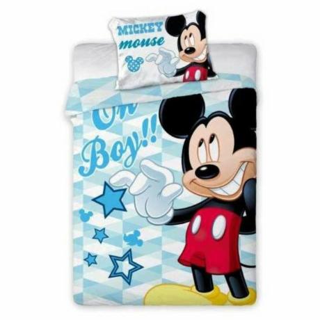 Mickey egeres ovis ágyneműhuzat