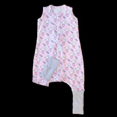 G-Baby tipegő hálózsák rózsaszín egér