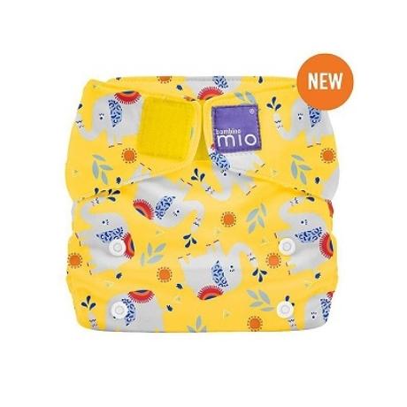 BambinoMio Miosoft pelenkakülső Elefánt  9 kg-tól G-Baby Boutique