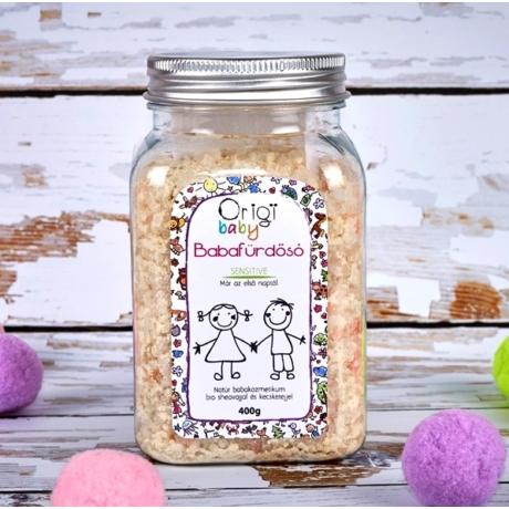Origi babafürdető sensitive 400 g G-Baby Boutique