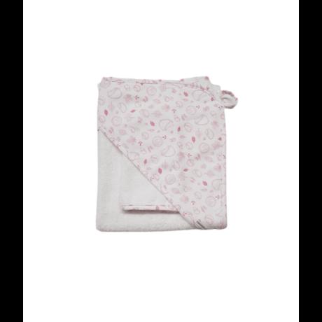 Fürdőlepedő rózsaszín sünis-gbaby.hu
