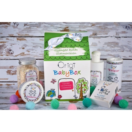 Origi BabyBox Sensitive - G-Baby Boutique