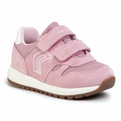 Geox púder tépőzáras kislány cipő