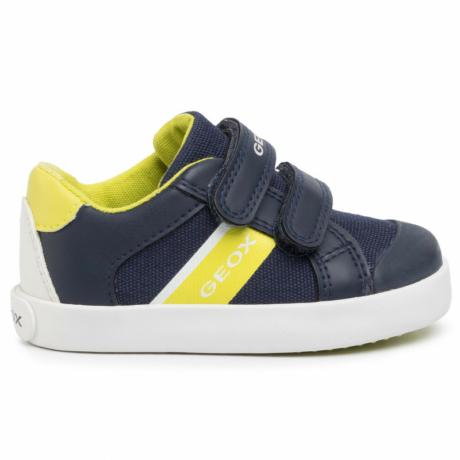 Geox átmeneti vászon fiú cipő 22