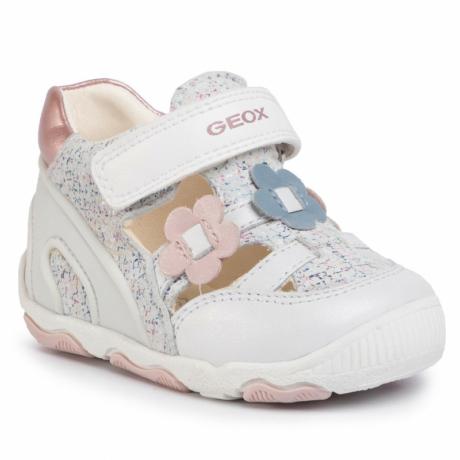 Geox virágos kislány szandálcipő