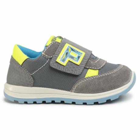 Primigi tépőzáras fiú cipő szürke