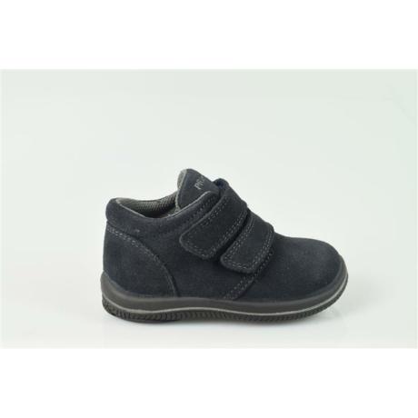 Primigi tépőzáras sötétkék velúr cipő