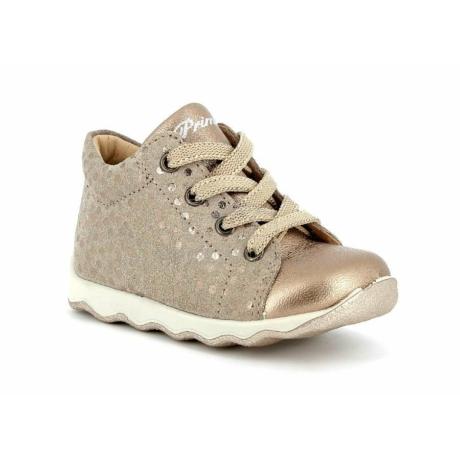 Primigi kislány cipőfűzős cipő arany