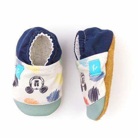 Funkidz puhatalpú cipő Mickey gbaby.hu