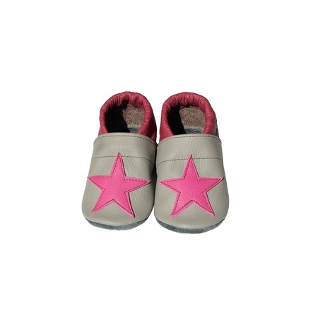 szürke-rózsaszín csillag