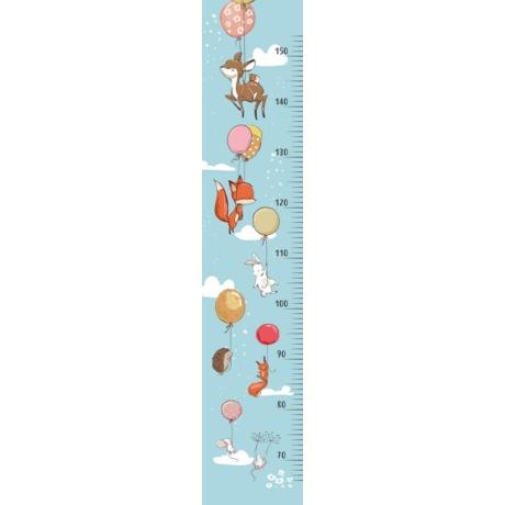Magasságmérő falmatrica (Lufis)