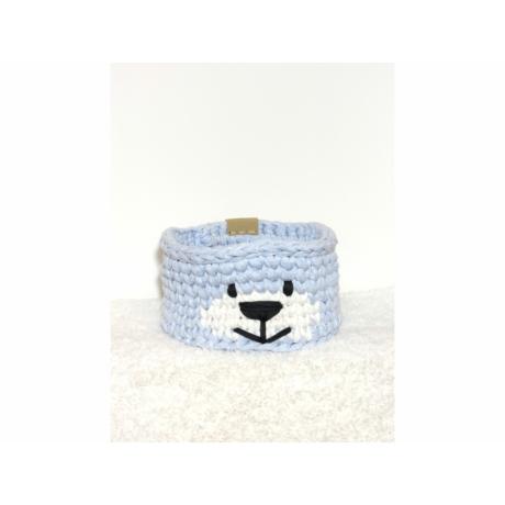 Macikosár kék nagy 25 cm