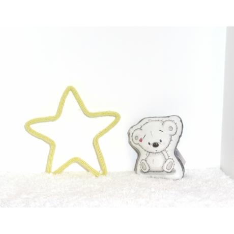 Csillag forma sárga