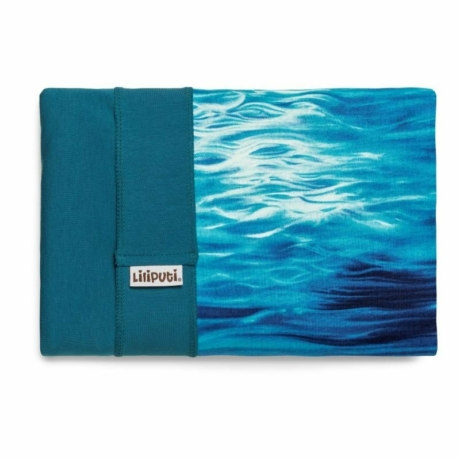 Liliputi rugalmas hordozókendő Aqua G-Baby Boutique