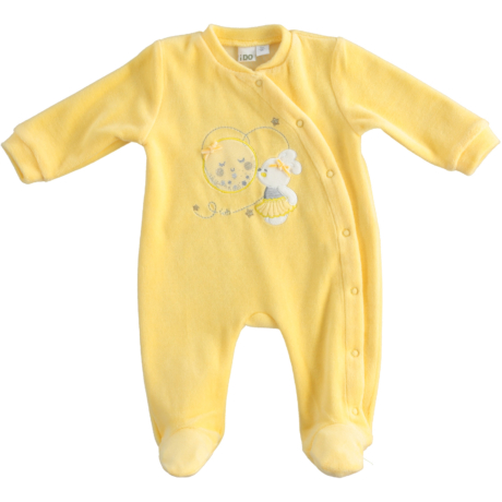 kislány sárga plüss rugi-gbaby.hu