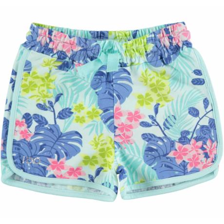 Ido virágos rövid nadrág
