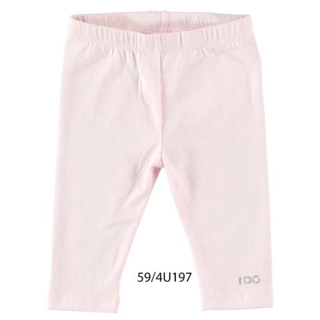 Ido rózsaszín térdig érő legging