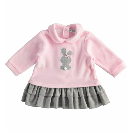 Ido nyuszis kislány ruha - G-Baby Boutique