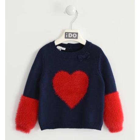Ido kislány pulóver- G-Baby Boutique