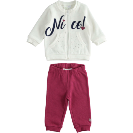 Ido 2 részes kislány nadrágos szett - Macis - G-Baby Boutique